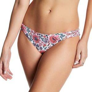 Billabong Vaga Floral Swim Bottom Size M